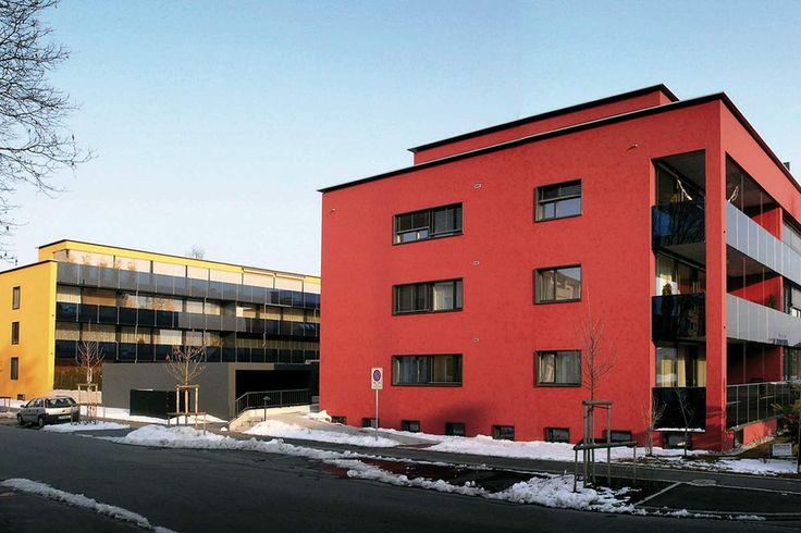 Zehntfeld Heerbrugg |Carlos Martinez Architekten