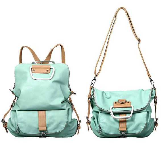 Are you serious? Handbag? Backpack? Shoulder bag? Crossbody bag? Yes. Have this bag, it means you have four bags. Adjustable the strap, this bag can use as a handbag, backpack, shoulder bag and a crossbody bag. Want it now? Do not hesitated. Bring it to home.