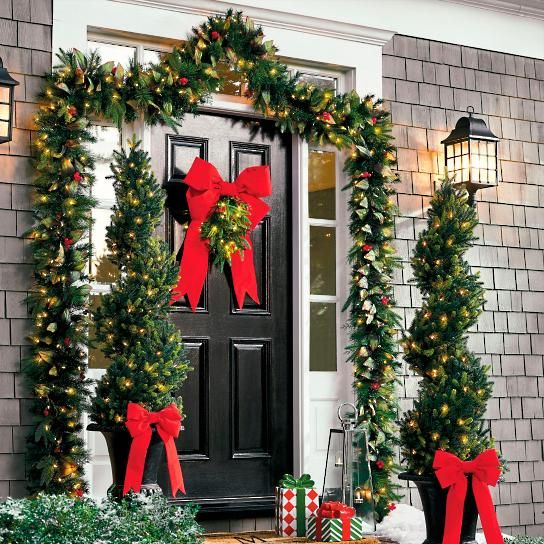 pre lit christmas wreath uk yahoo