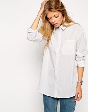 asos / Boyfriend Shirt / €39.81