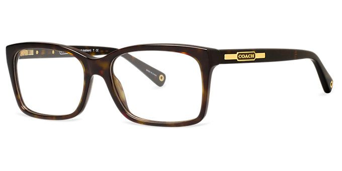 Virtual Frame Finder Glasses : Coach, HC6043 As seen on LensCrafters.com, the place to ...