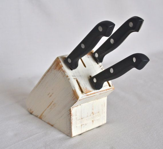 Painted Knife Block: 32 Best Wood Furniture Images On Pinterest