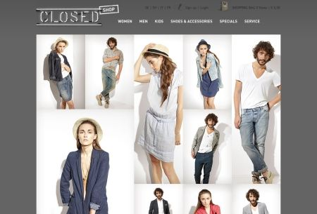 E-Commerce Web Design Gallery (2)