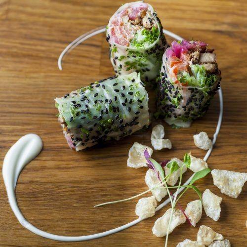 James Duigan: Ultimate Clean & Lean Lettuce Wrap