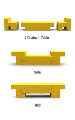 Transformer Furniture: SDesignunit