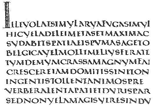 Virgile, Augusteus