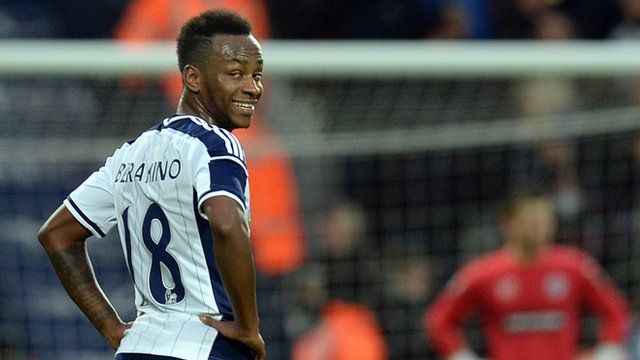 Where is Berahino off next? #Football #bpl