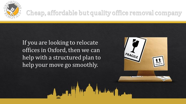 Commercial Removals Oxford Oxfordshire