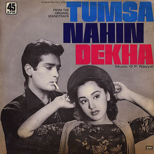 Tumsa Nahi Deha - This movie was Shammi Kapoor's 1st hit movie after 19 flops.   #Bollywood #Classics #Timeless #Movies #MumbaiMatinee