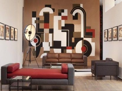 http://www.bawtie.com/decor-and-design-your-room-with-oversized-wall-art/ Decor and Design Your Room with Oversized Wall Art : Unique Living Room Wall Art Oversized Wall Art