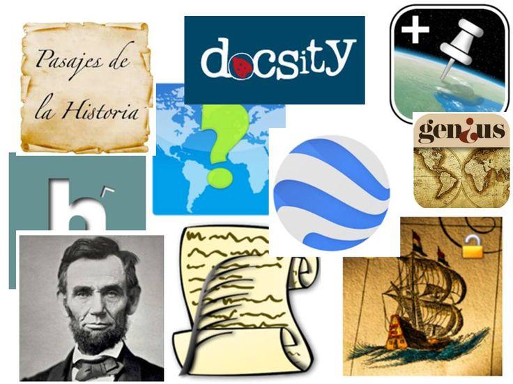 apps historia y geografía
