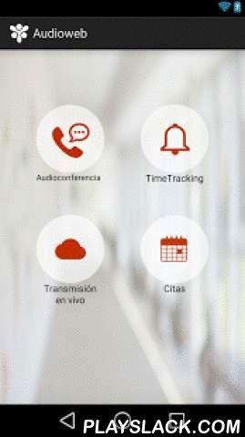 Audioweb Connect  Android App - playslack.com , Conjunto de aplicaciones orientadas al área comercial de su empresa que integran métricas de seguimiento. Los módulos que integran son:* Seguimiento de la fuerza de ventas.* Acceso al servicio de audioconferencia.* Transmisión en vivo.* Control y seguimiento de citas.* Registro y seguimiento de ventas.* Entrenamiento a la fuerza de ventas.* Mensajes del Director* Recepción a comunicados de dirección general* Creación y seguimiento de tickets de…