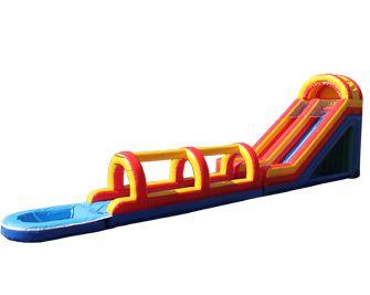 bebop water slide