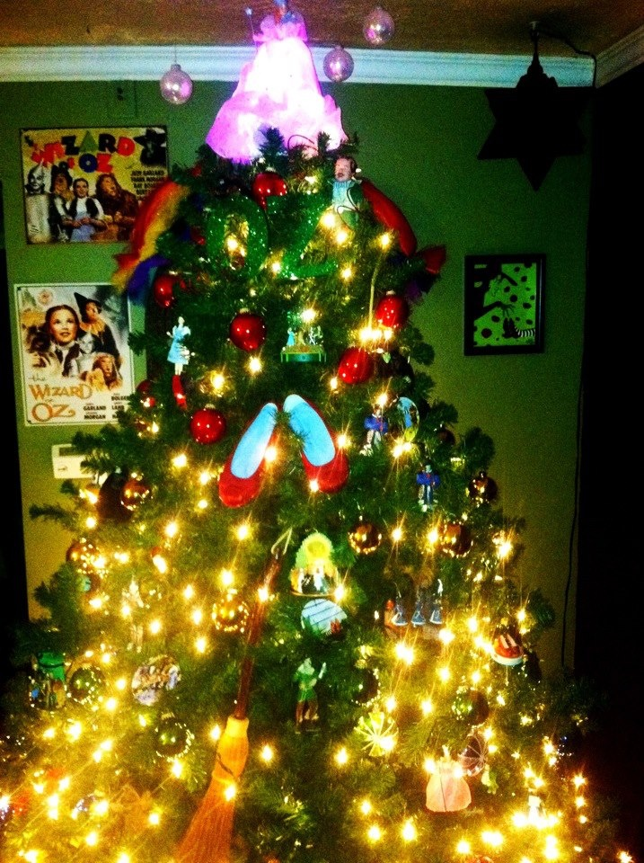 Wizard of oz christmas tree i have been trying to for How did the christmas tree come about