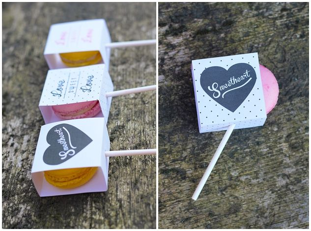 #Macaron Pop Covers - #DIY Freebie from A Little London Wedding
