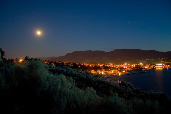Penticton BC. Marvelous memories ♥ Loved and pinned by www.thatguyvanlines.com