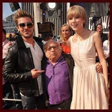 Danny, Zac And Taylor In The Premier Of The Lorax