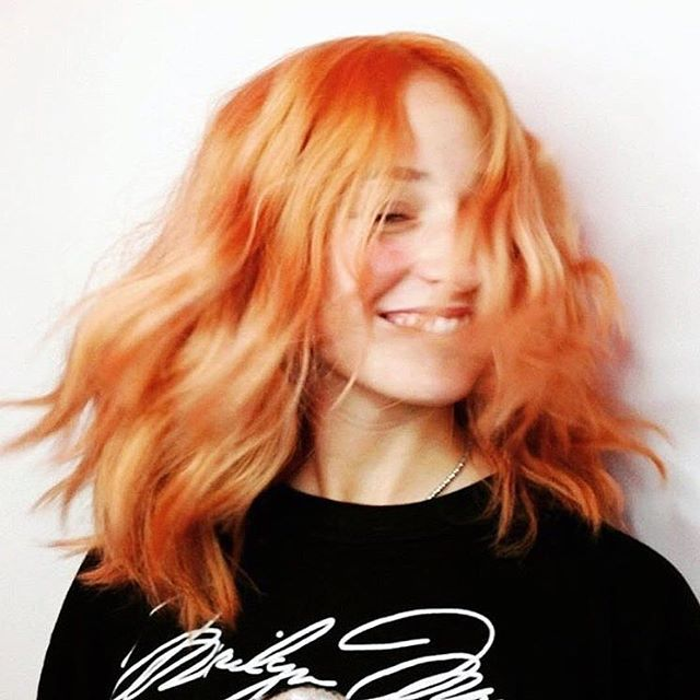 New hair trend alert! Blorange hair is officially 2017's newest and coolest colour giving us serious hair dye fomo. Click the link in bio to find out more and trawl all the Blorange inspo you could ever need : @bleachlondon #insideinstylebeauty #blorange  via INSTYLE UK MAGAZINE OFFICIAL INSTAGRAM - Fashion Campaigns  Haute Couture  Advertising  Editorial Photography  Magazine Cover Designs  Supermodels  Runway Models