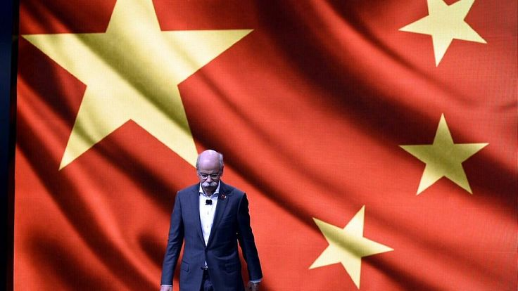 Interview mit Dieter Zetsche: Wie ergeht es Daimler in China?