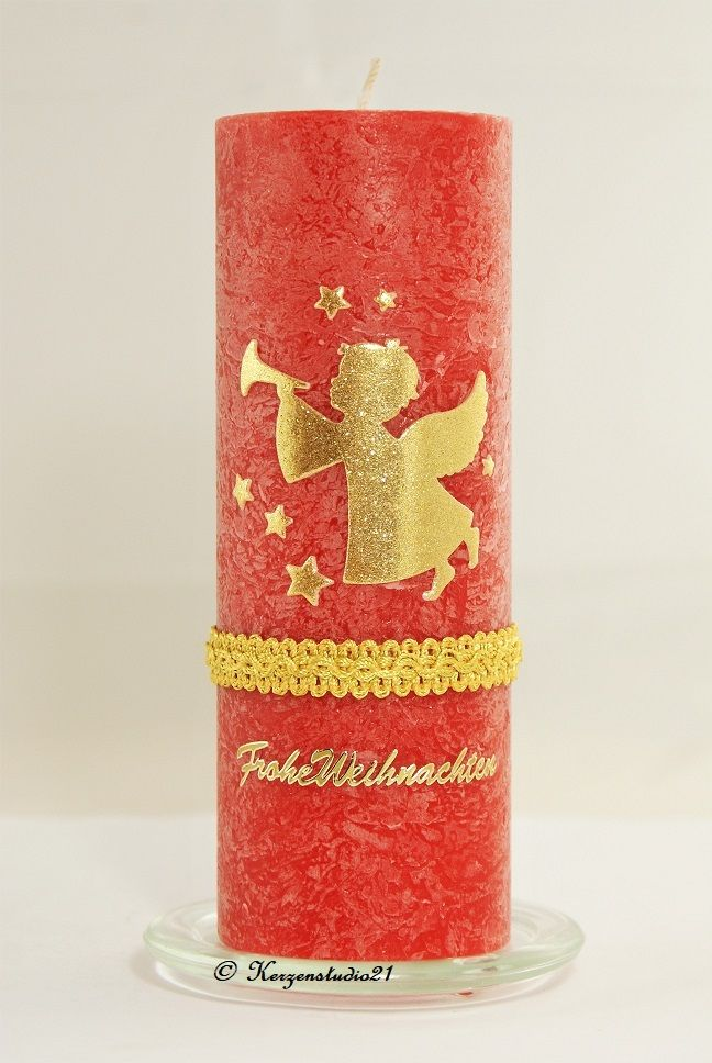 Pin Von Christine Kleber Auf Kerzen Verzieren Stumpenkerzen