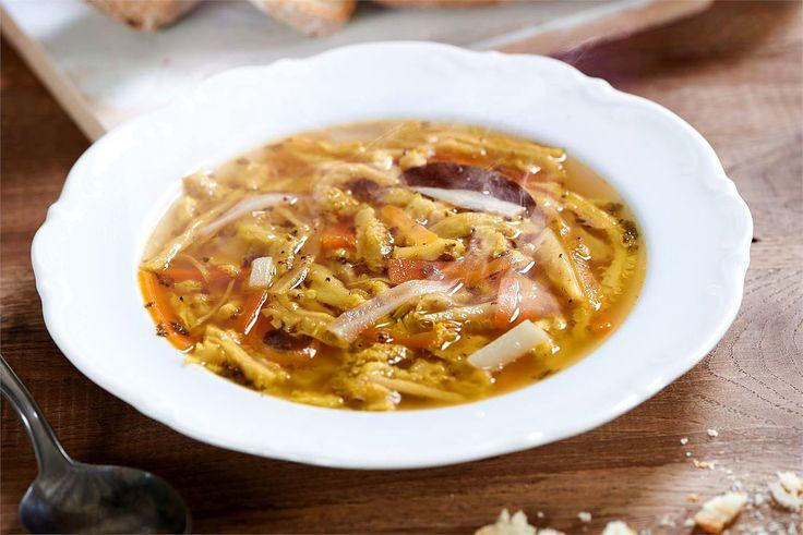 Tradiční hovězí dršťky | MAGGI. Inspirace pro vaše každodenní vaření.