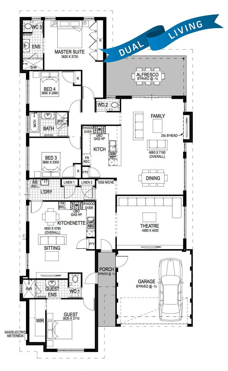 54 best house images on pinterest | house floor plans