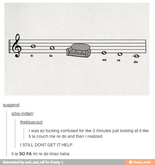 Music Funny Theory