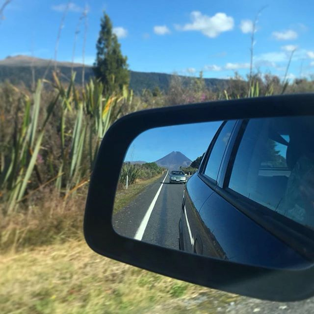 Throwback to last weekends road trip #TongariroNationalPark #NewZealand #itsTime2Go!