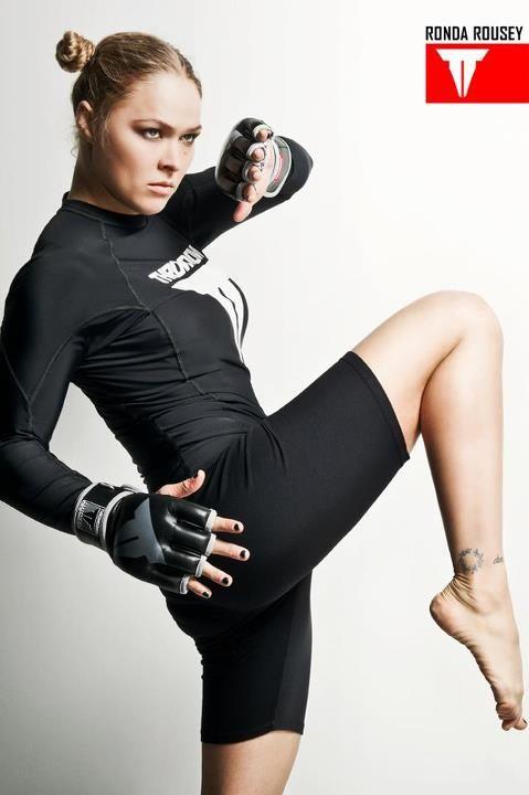 Ronda Rousey, Arm bar Assassin!!!