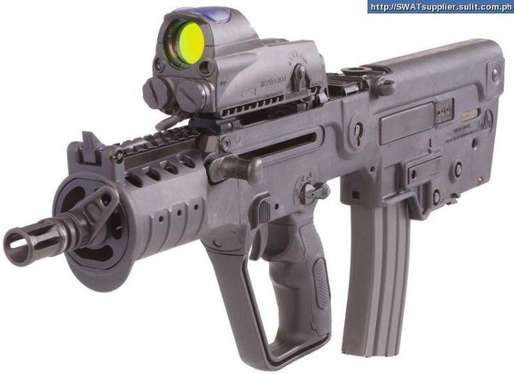 most powerful machine guns