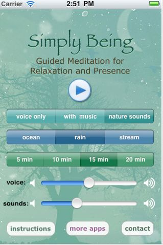 4 Mobile Apps For Healing And Mindfulness - HealingWell Blog