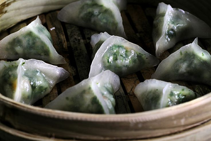 Glass Wrapper Shrimp Dumplings by mandy lee @ ladyandpups #Dim_sum #Shrimp #Dumplings