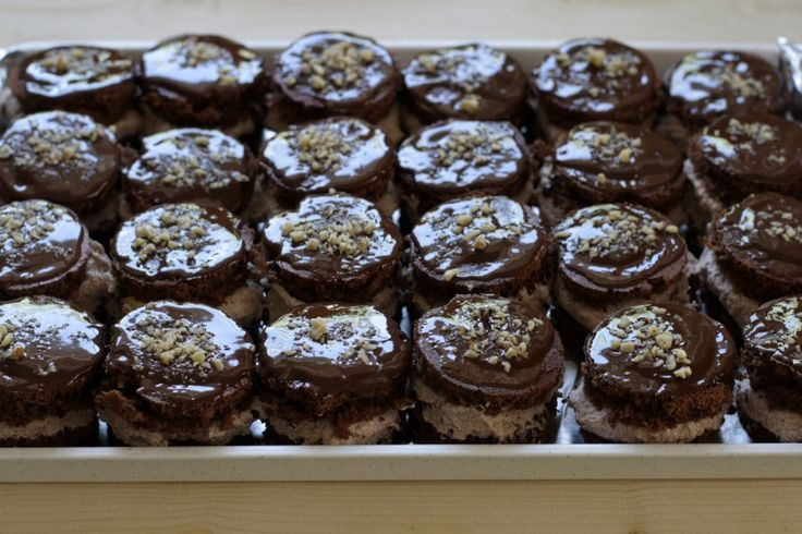 Szőlőkrémes csokisapka