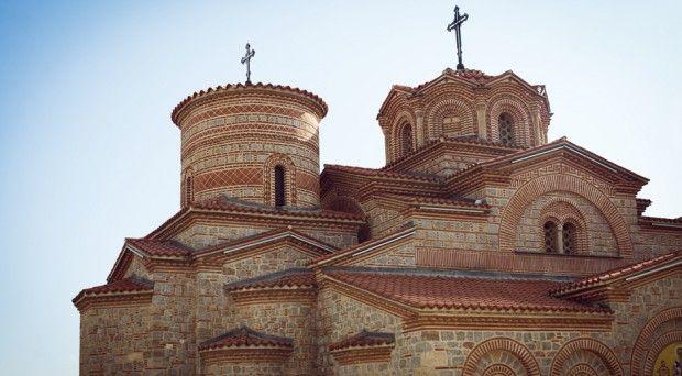 Ohrid / Mazedonien