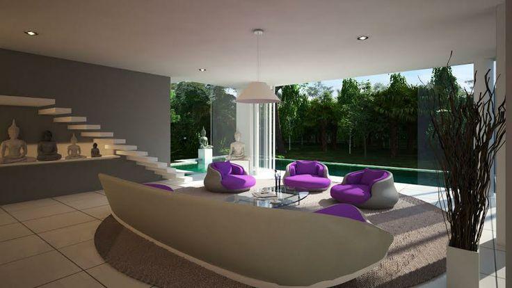 villa white salon