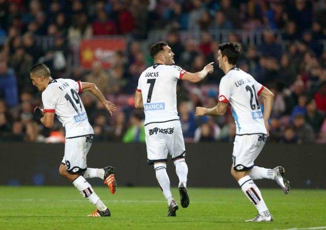 Unggul score Liga Spanyol terkini masihlah dikuasai oleh Neymar & Luis Suarez. Duo bomber Barcelona itu keseluruhan mengoleksi 27 gol sampai jornada 15. Posisi mereka sementara ini tak tergoyahkan, namun mulai sejak diancam oleh dua penyerang lokal Spanyol. Ada Imanol Agirretxe (Real Sociedad) & Lucas Perez (Deportivo La Coruna) yg tetap mengintip celah. Neymar yg