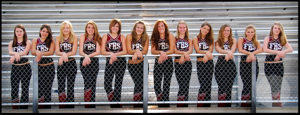 dance Team Photo Ideas | fhs dance2