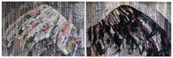 """гобелен """"Два крыла моей души"""" Наталья Рожкова#weaving #tapestry #гобелен #ткачество"""