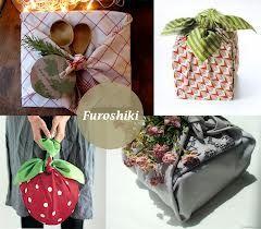 Envolver regalos original. Furoshiki 4