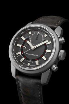 Schaumburg Watch - AQM Bullfrog Collection