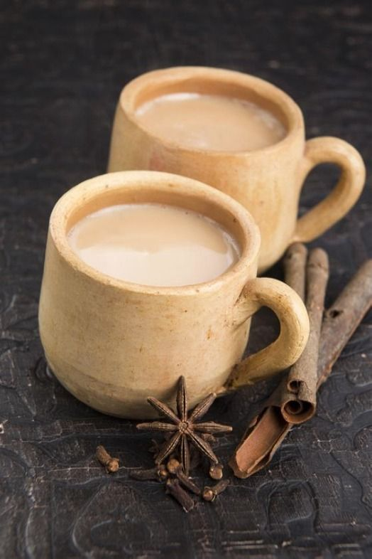 """""""Dirty"""" Chai Latte Recipe - Caffeine Free, Herbal Based Coffee. Perfect for adrenal fatigue, thyroid health, and more."""