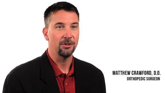 Leading Reach Healthcare Testimonial - Dr. Crawford