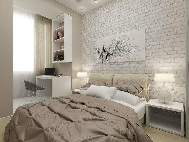 Характер интерьера однокомнатной квартиры во Владивостоке, созданного дизайнером Марией Гром, можно определить так: светло, сдержанно, стильно. Цвета – белый, бежевый и серый – выбраны заказчиками.