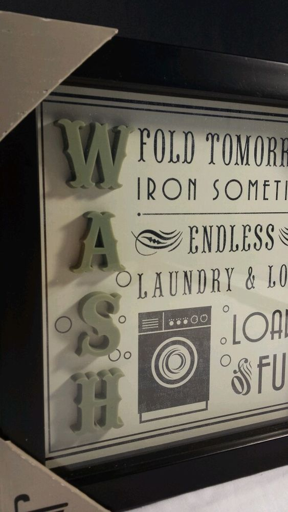 Laundry Wall Plaque 107 Best 2Buy2Day All About Home Inside & Out Images On Pinterest