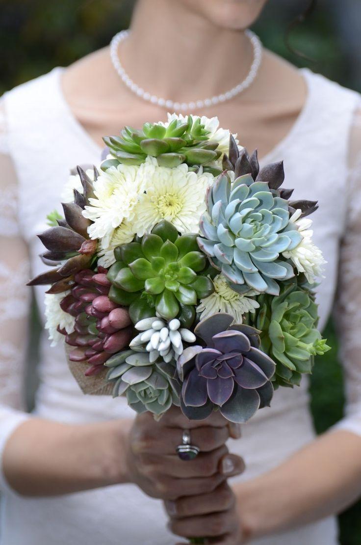 "Bouquet de Succulentes ""Nessa"""