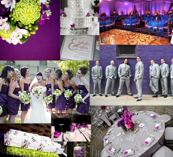 Inspiration Purple And Green Wedding Please Post Pics Of Cake BM Dresses Etc Screen Shot 2010 11 16 At PM
