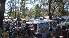 Fryerstown Antique Fair, Event, Goldfields, Victoria, Australia