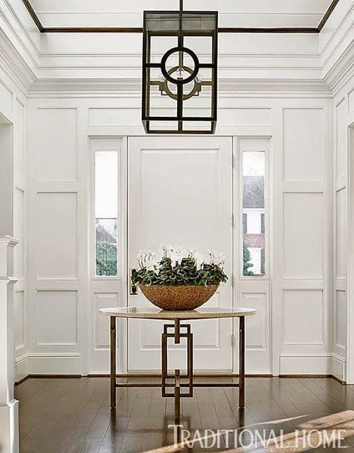Images Of Traditional Foyers : Best images about entries hallways foyers on pinterest