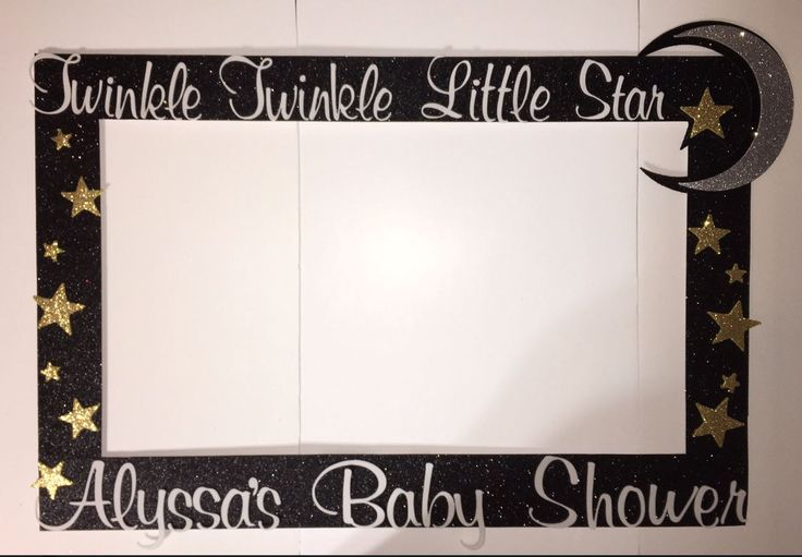 first birthday baby shower twinkle stars party photo booth frame by funpartyframes on Etsy https://www.etsy.com/listing/482118332/first-birthday-baby-shower-twinkle-stars