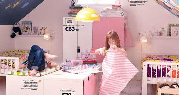 58 migliori immagini camerette bedrooms su pinterest for Camerette ikea per ragazzi catalogo